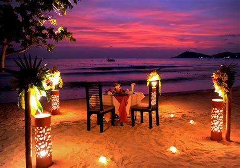 romantic beach 1000 images about romantic dinner on pinterest romantic