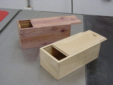 finger joint boxes   woodworking box woodworking