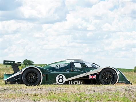 Bentley To Re Enter Prototype Racing With New Lmp2 Car