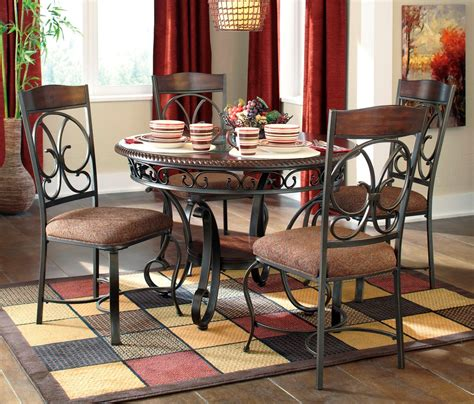 Glambrey Dining Room Set Glambrey Dining Room Set From D329 15