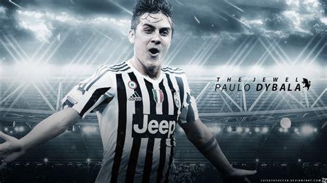 3d Juventus Paulo Dybala paulo dybala juventus wallpaper by luisgfxsoccer on