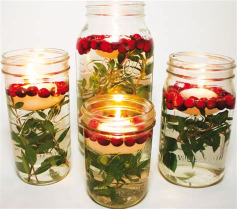 tavola water an easy d i y centerpiece fill a jar with water