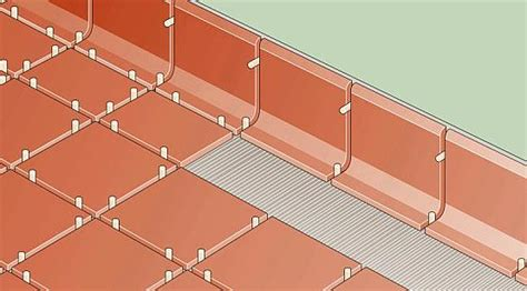 installing a cove base tile tips how to build a house
