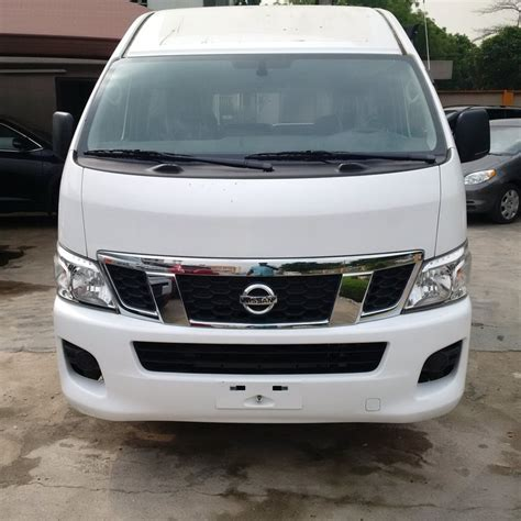 nissan urvan seat sold brand new nissan nv350 urvan 18 seat executive