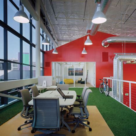 google office design google was cubicle land when we started designing offices