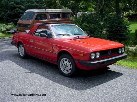 Lancia Zagato 1981 1981 Lancia Zagato Information And Photos Momentcar
