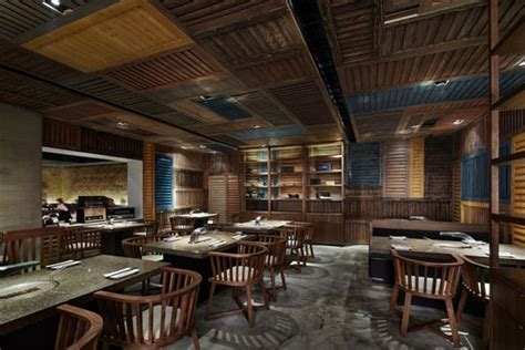 yakiniku master restaurant design by 28 images