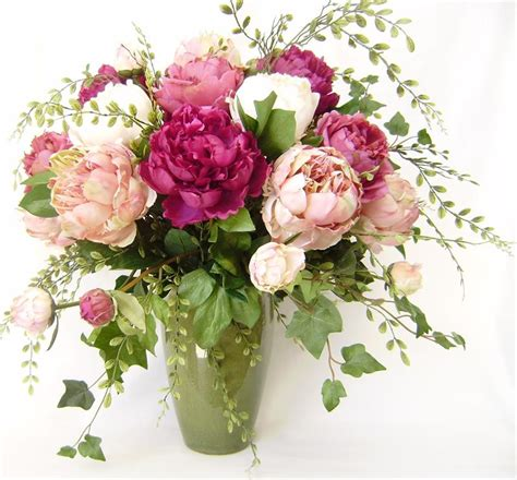 silk flower arrangements fake flower bouquets shop image detail for flower arrangements visit merchant