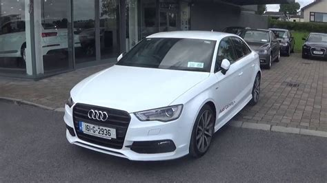 Audi A3 Saloon S Line Black by 161g2936 Audi A3 Saloon 2 0tdi 150hp S Line With Black