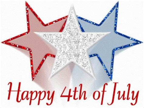 Happy 4th by Happy 4th Of July 2014 Images Free Animated Glitter