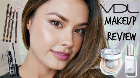vdl makeup  brand makeup tutorial korean makeup