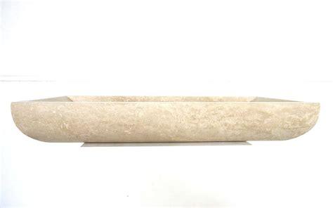 naturstein waschbecken naturstein waschtisch aus travertin f 252 r das badezimmer