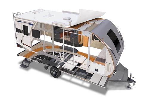 Travel Trailers Floor Plans ultra light travel trailers pros cons amp 5 great brands