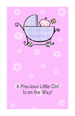 baby shower card template for gift shower for baby invitation baby shower printable