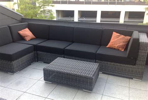 Ikea Gartenmöbel Lounge by Rattan Gartenm 246 Bel Gebraucht Rheumri