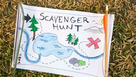 scavenger hunt riddles  schools  pastimes