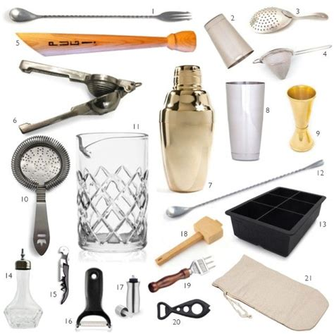 barware tools barware for the kitchen pinterest