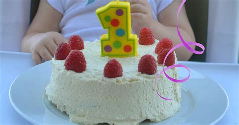 Baby's First Birthday Cake   Healthy Ideas for Kids
