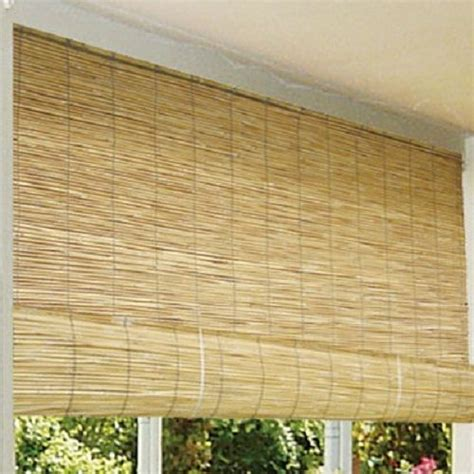 Bamboo Patio Blinds Outdoor Balcony Deck 72 Quot Roll Up Wood Bamboo Shades Patio