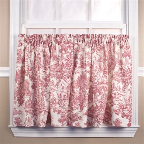 what are tier curtains victoria park toile tier curtain pair