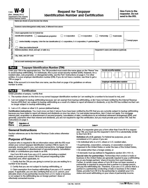 printable copy of i 9 form w9 form