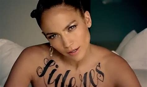jennifer lopez tattoo tattoos for follow the leader take us by