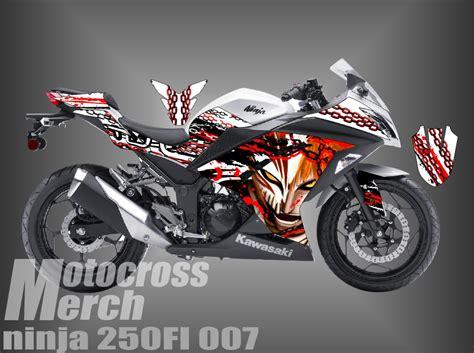 Decal 250 Fi 2 Decal Kawasaki 250fi Laman 2 Motocross Merch