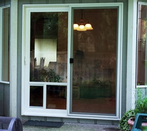 pet door for sliding glass door