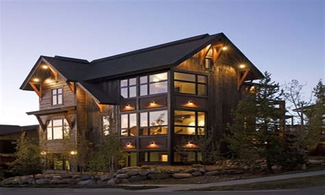 rustic mountain home plans rustic mountain style house