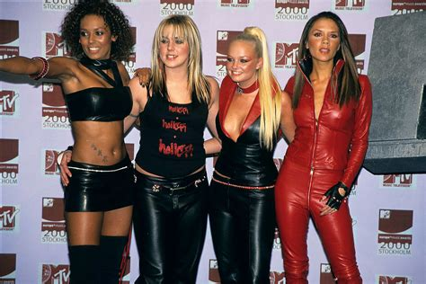 What Will A Spice 2007 Show Look Like by The Spice Wore Leather For Their Appearance At The