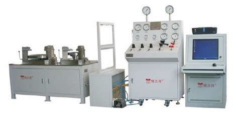 relief valve test bench china tpu3100 dl safety relief valve test bench photos