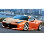 Ferrari Car  My Concept