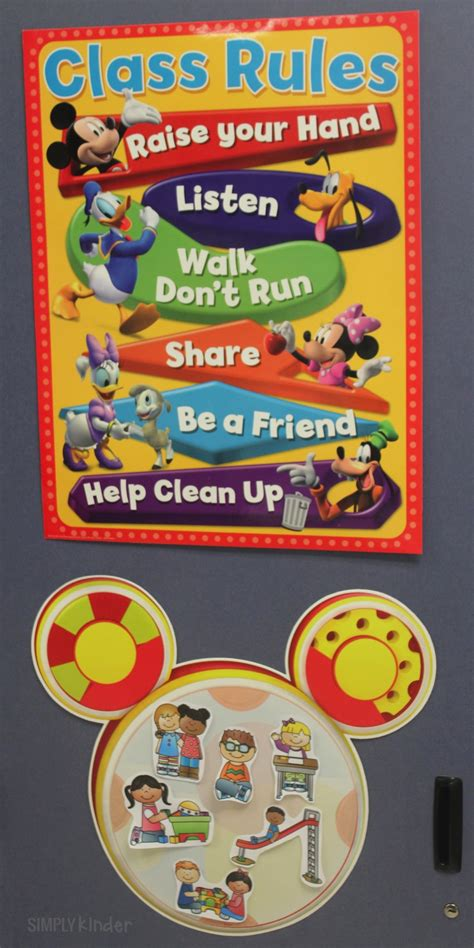 Disney Classroom Decorations by Disney Classrooms Simply Kinder