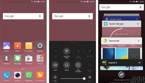 mobile themes gionee gionee f103 pro review digit in
