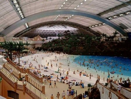 largest beach in the world world s largest indoor artificial beach seagaia ocean