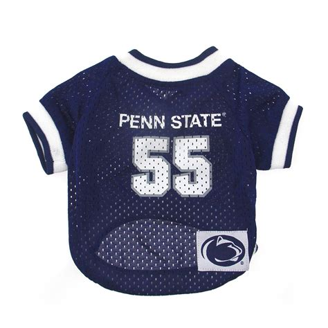 penn state collegiate jersey with same day shipping baxterboo