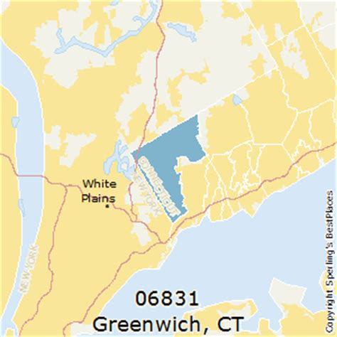 zip code map ct best places to live in greenwich zip 06831 connecticut