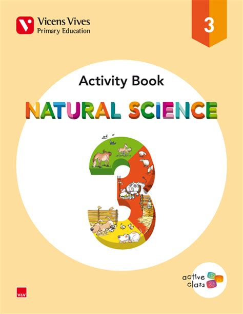 natural science 3 primaria 8416380163 editorial vicens vives