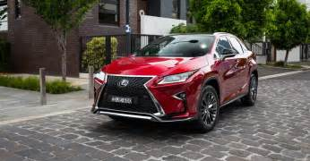 2017 lexus rx200t f sport review caradvice