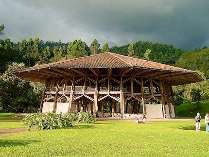 pabellon zeri simon velez pabellon zeri estructura en guadua bamb 250 material de