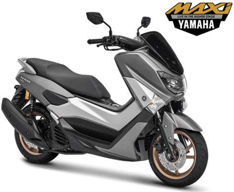 Shockbreaker Yamaha Nmax 2018 Pilihan Warna Dan Striping Yamaha Nmax Tahun 2018 Ridergalau