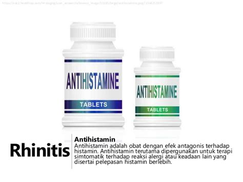 Obat Antihistamine Modul 2 Kb 2