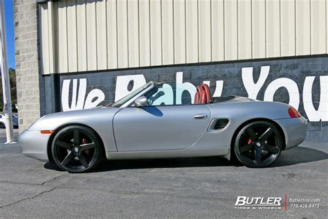 custom porsche wheels porsche boxster custom wheels victor baden 20x et tire