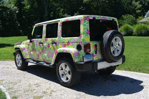 Pulitzer Jeep Buy Lilly Pulitzer Jeep