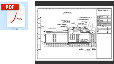 format eps autocad vector pdf to cad to revit elevation