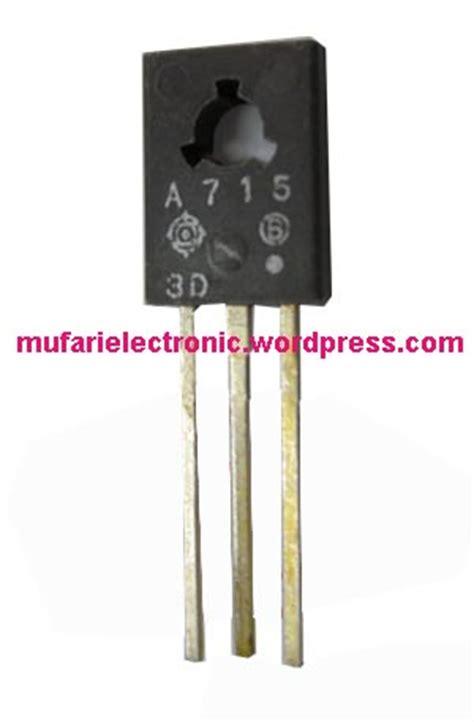 Trimer Keramik 60pf 2sa715 a715 mufari electronic