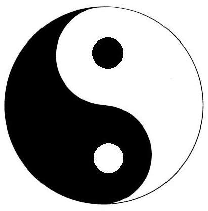 Yin Und Yang Bedeutung by Yin Yang Symbol Meaning Philosophy Hubpages