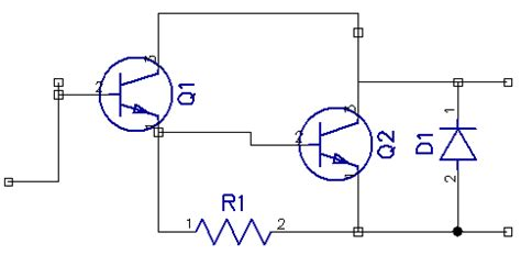 darlington transistor elektronik kompendium membuat transistor darlington 28 images tips dan trik