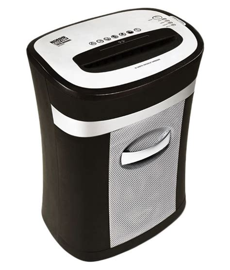 paper shreader kores easycut871 paper shredder buy online at best price
