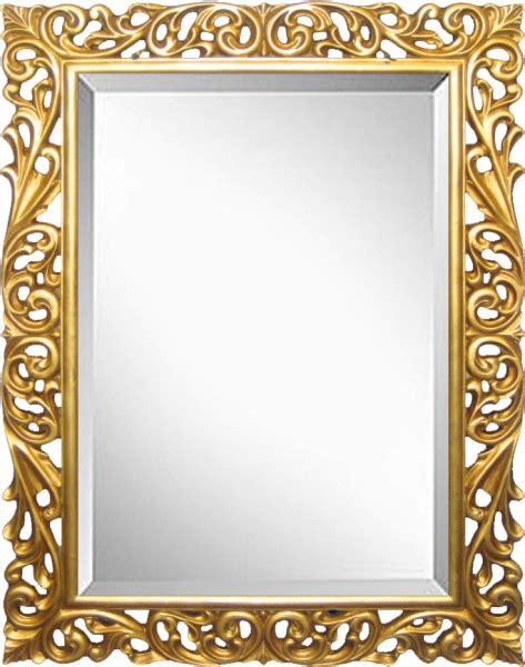 Glasschiebetür Mit Rahmen by Holz Rahmen Gold Mit Spiegel